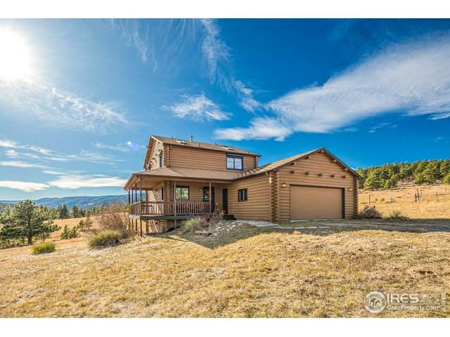 580 Saddle Notch Rd, Loveland, CO 80537 (MLS #931375) :: Wheelhouse Realty