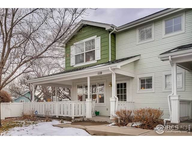 110 5th St, Frederick, CO 80530 (#931383) :: Re/Max Structure
