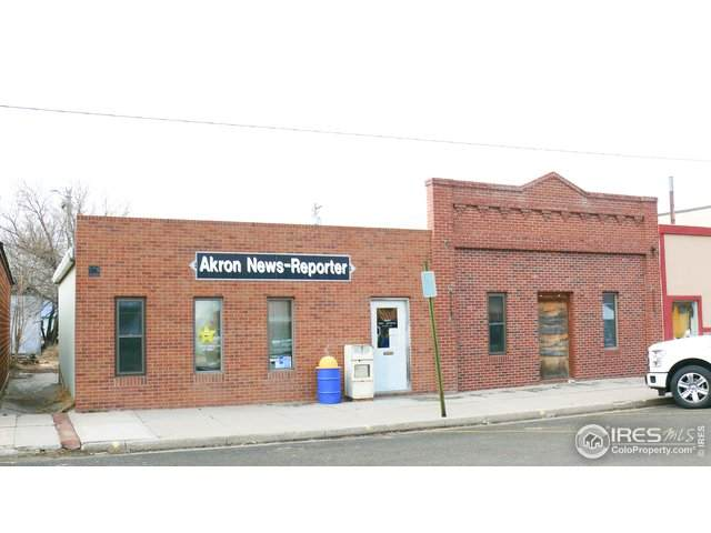 69 Main Ave, Akron, CO 80720 (MLS #931384) :: Re/Max Alliance