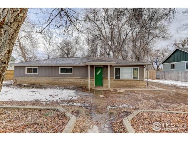 526 N Hollywood St, Fort Collins, CO 80521 (MLS #931387) :: Wheelhouse Realty