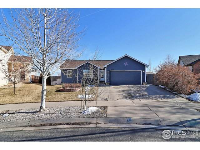 3812 Partridge Ct, Evans, CO 80620 (MLS #931413) :: Hub Real Estate