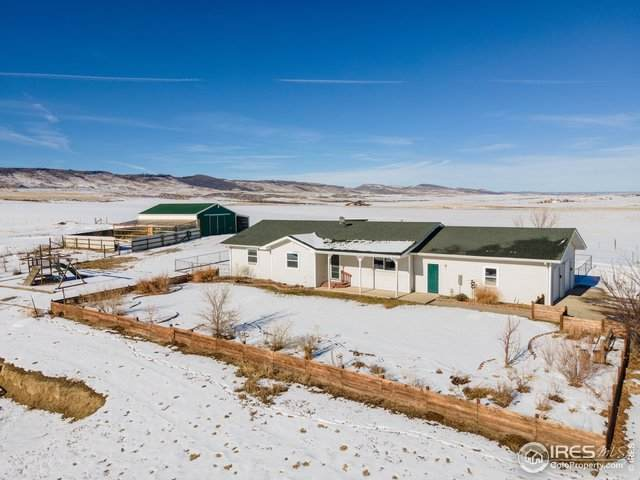 3440 W County Road 60, Fort Collins, CO 80524 (MLS #931414) :: J2 Real Estate Group at Remax Alliance