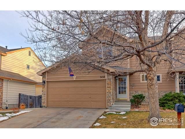 3150 E 106th Pl, Northglenn, CO 80233 (MLS #931416) :: HomeSmart Realty Group