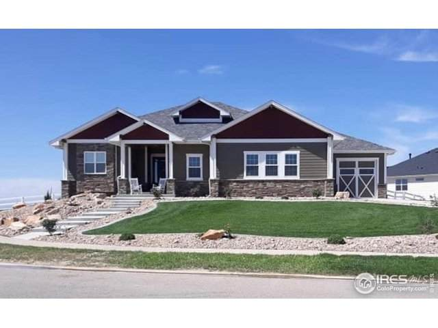 3793 Bridle Ridge Ct, Severance, CO 80524 (MLS #931426) :: Hub Real Estate