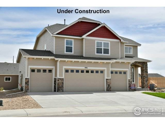1556 Marbeck Dr, Windsor, CO 80550 (MLS #931434) :: 8z Real Estate