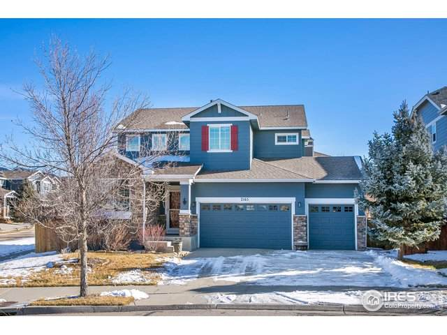 2165 Primrose Ln, Erie, CO 80516 (MLS #931438) :: 8z Real Estate