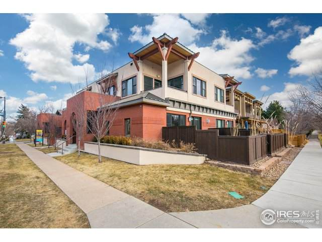 2400 Broadway St #1, Boulder, CO 80304 (MLS #931443) :: RE/MAX Alliance