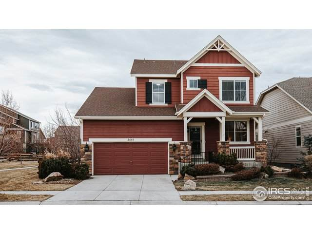 3640 Galileo Dr, Fort Collins, CO 80528 (MLS #931450) :: Tracy's Team