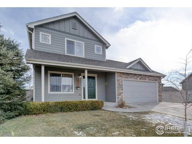 3371 Wigwam Way, Wellington, CO 80549 (MLS #931453) :: RE/MAX Alliance