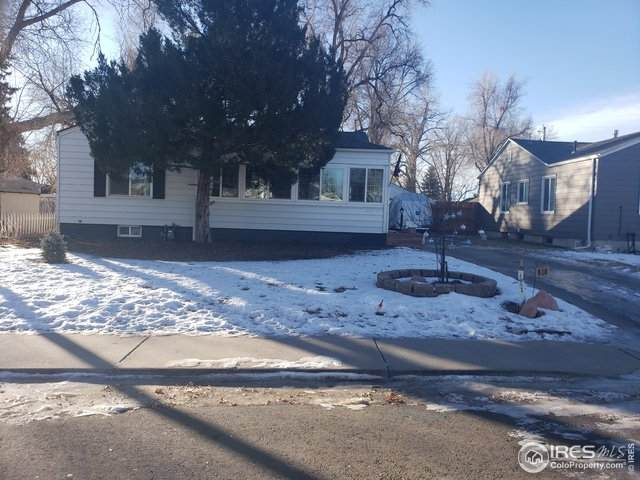 810 W 7th St, Loveland, CO 80537 (MLS #931456) :: 8z Real Estate