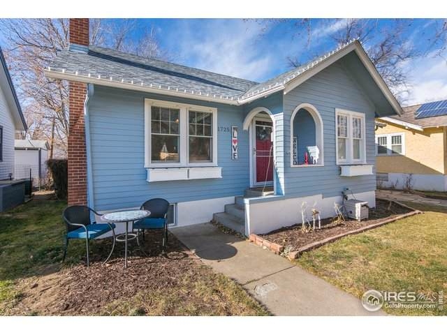 1725 14th Ave, Greeley, CO 80631 (MLS #931460) :: 8z Real Estate