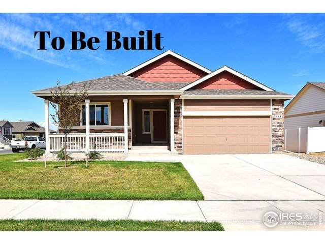 2632 Turquoise St, Loveland, CO 80537 (MLS #931462) :: Wheelhouse Realty