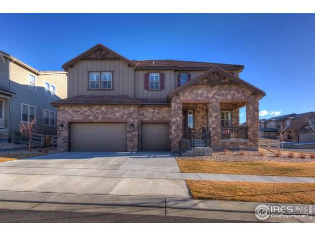 15958 Humboldt Peak Dr, Broomfield, CO 80023 (MLS #931467) :: 8z Real Estate