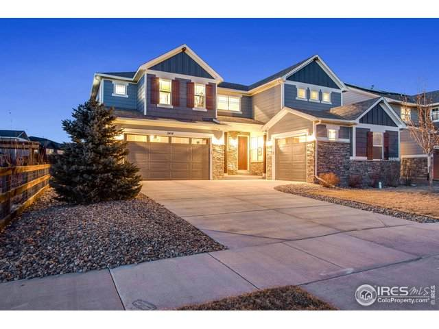 2414 Copper Crest Ln, Fort Collins, CO 80528 (#931471) :: Hudson Stonegate Team