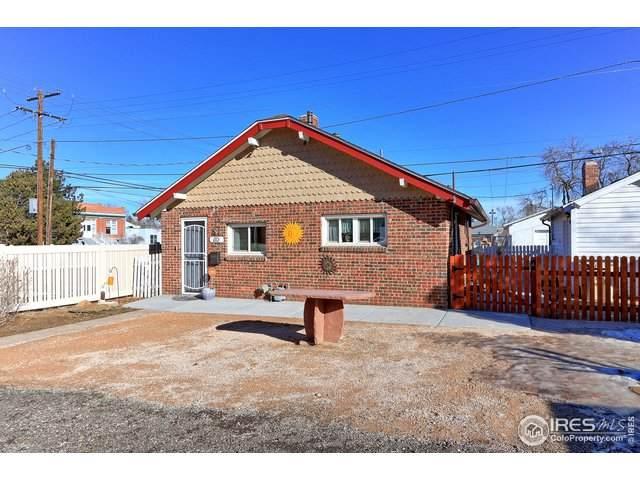 110 S 5th Ave, Brighton, CO 80601 (MLS #931475) :: 8z Real Estate