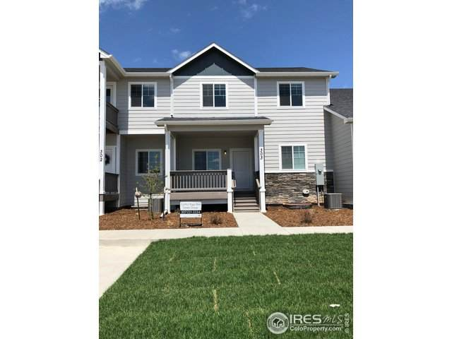 4355 24th St #701, Greeley, CO 80634 (MLS #931477) :: 8z Real Estate