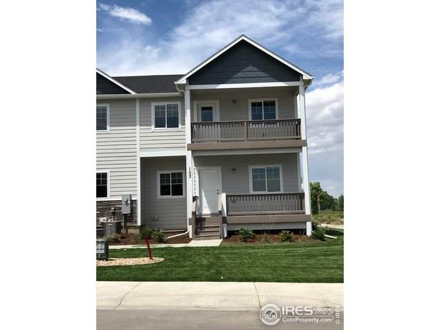 4355 24th St Rd #703, Greeley, CO 80634 (MLS #931486) :: Downtown Real Estate Partners