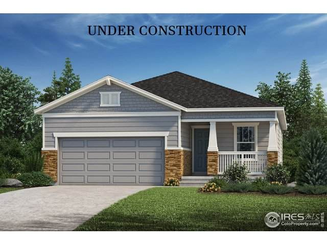 3517 Booth Falls Dr, Loveland, CO 80538 (#931490) :: Hudson Stonegate Team