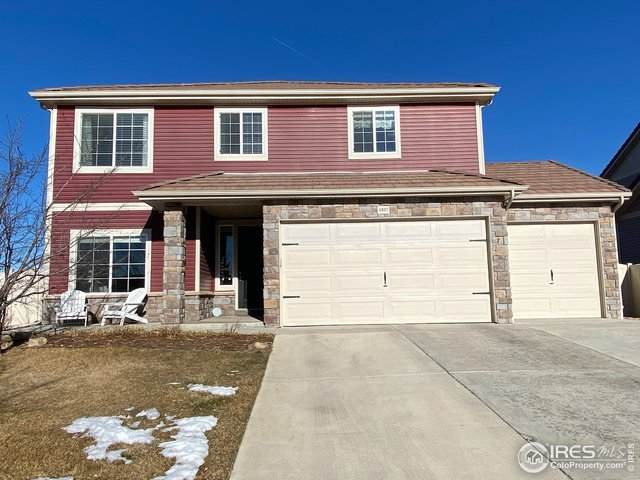 4807 Saddlewood Cir, Johnstown, CO 80534 (#931491) :: Hudson Stonegate Team