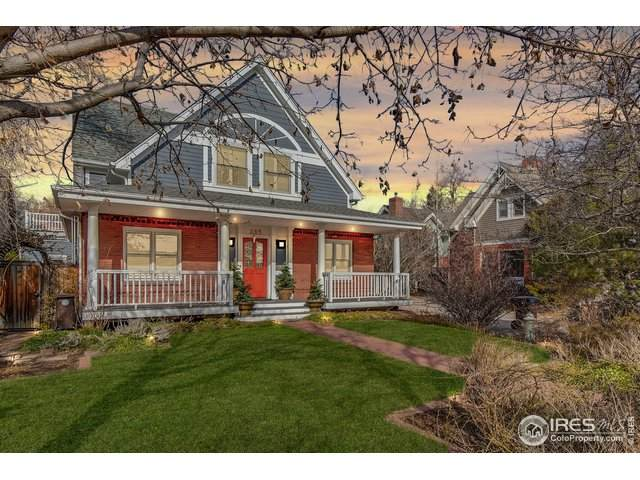 285 Pearl St, Boulder, CO 80302 (MLS #931494) :: Hub Real Estate