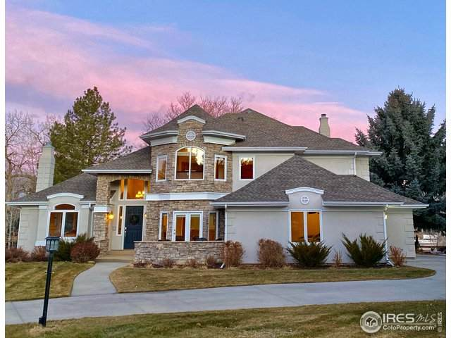 8371 Pawnee Ln, Niwot, CO 80503 (#931500) :: Realty ONE Group Five Star