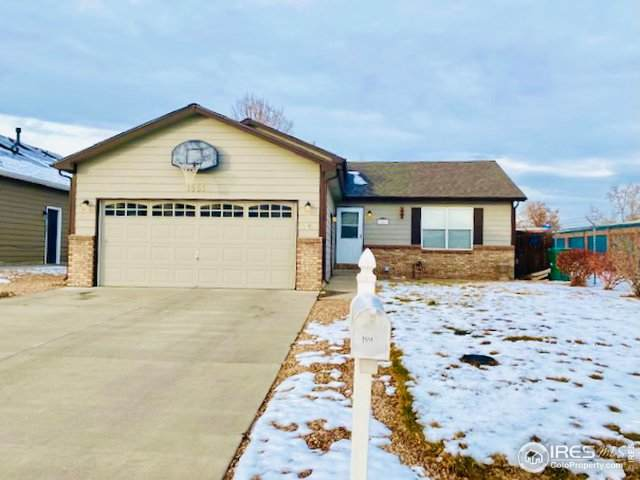 1551 32nd St, Evans, CO 80620 (MLS #931504) :: 8z Real Estate