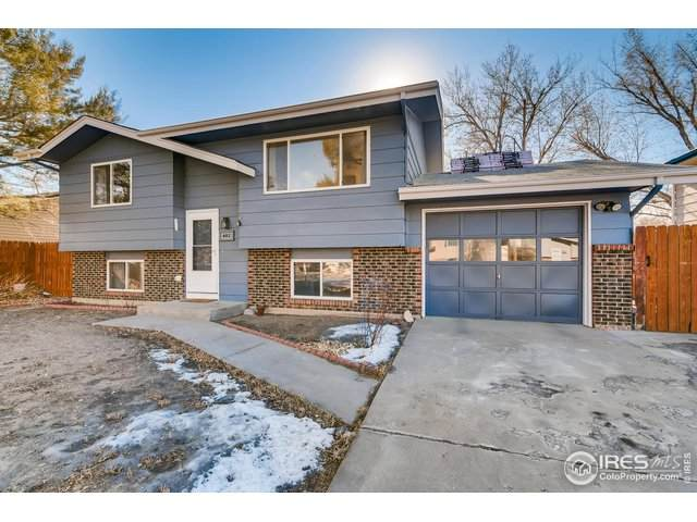 402 32nd St, Evans, CO 80620 (MLS #931506) :: HomeSmart Realty Group