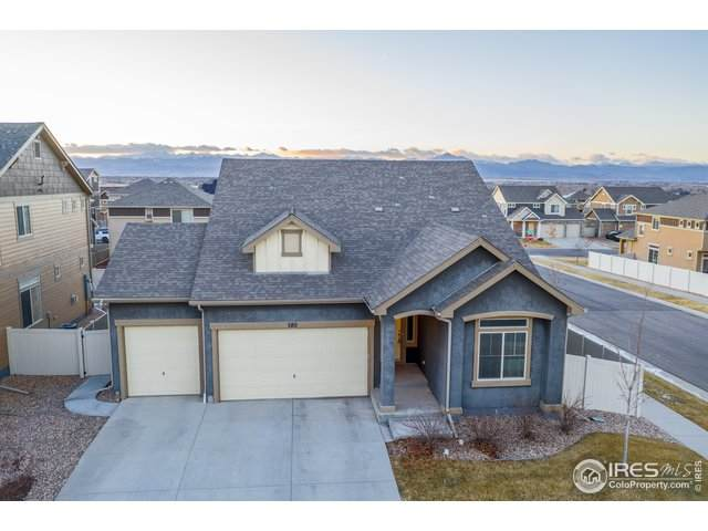 180 Pear Lake Way, Erie, CO 80516 (MLS #931511) :: 8z Real Estate