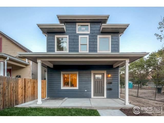 3310 N Lafayette St, Denver, CO 80205 (MLS #931523) :: 8z Real Estate