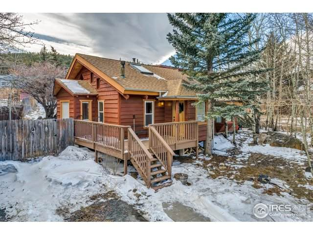 600 S Peak To Peak Hwy, Nederland, CO 80466 (#931526) :: Compass Colorado Realty