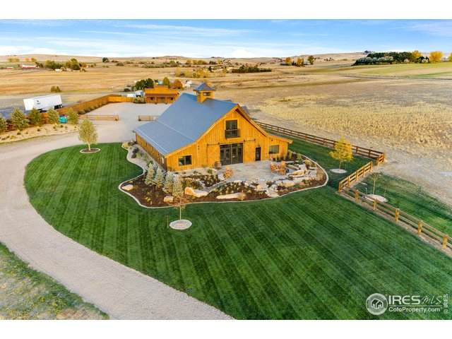 5605 E County Road 60, Wellington, CO 80549 (MLS #931529) :: Hub Real Estate