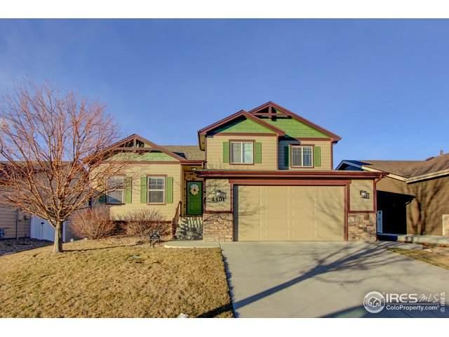 4501 Dante St, Evans, CO 80620 (MLS #931530) :: Colorado Home Finder Realty
