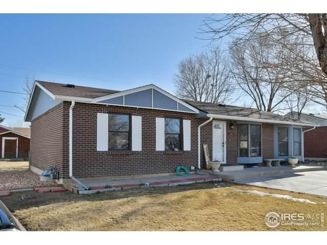 356 Cedar Ave, Brighton, CO 80601 (MLS #931534) :: 8z Real Estate