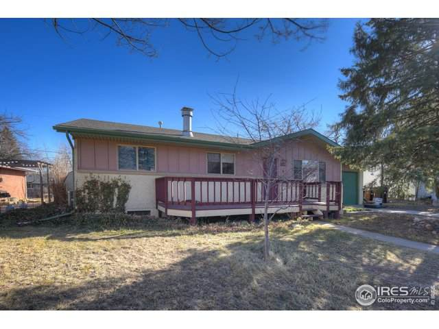 610 S 42nd St, Boulder, CO 80305 (MLS #931579) :: Hub Real Estate