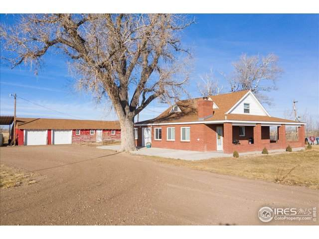 12455 County Road 18, Fort Morgan, CO 80701 (MLS #931589) :: Wheelhouse Realty
