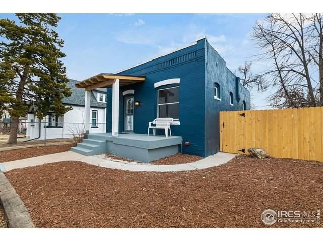 3832 N Cook St, Denver, CO 80205 (MLS #931599) :: 8z Real Estate