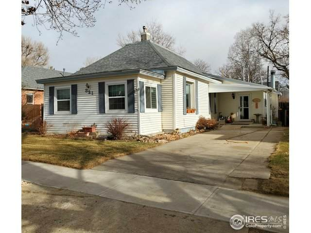 321 Maple Ave, Eaton, CO 80615 (MLS #931606) :: 8z Real Estate