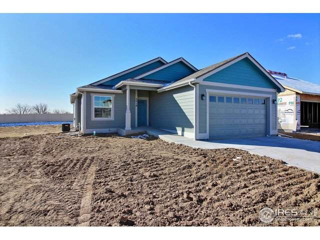 2922 68th Ave, Greeley, CO 80634 (MLS #931612) :: Kittle Real Estate