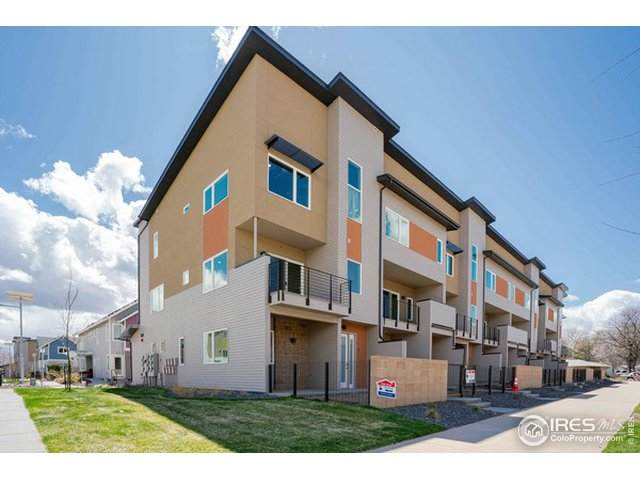 314 Green Leaf St #5, Fort Collins, CO 80524 (MLS #931619) :: Downtown Real Estate Partners