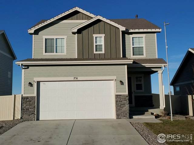 731 N Country Trl, Ault, CO 80610 (MLS #931623) :: Wheelhouse Realty