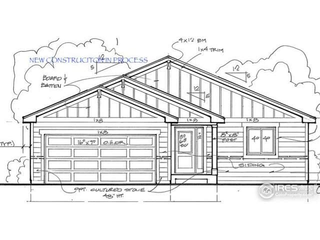 3104 Shelter Cove Dr, Evans, CO 80620 (MLS #931624) :: HomeSmart Realty Group