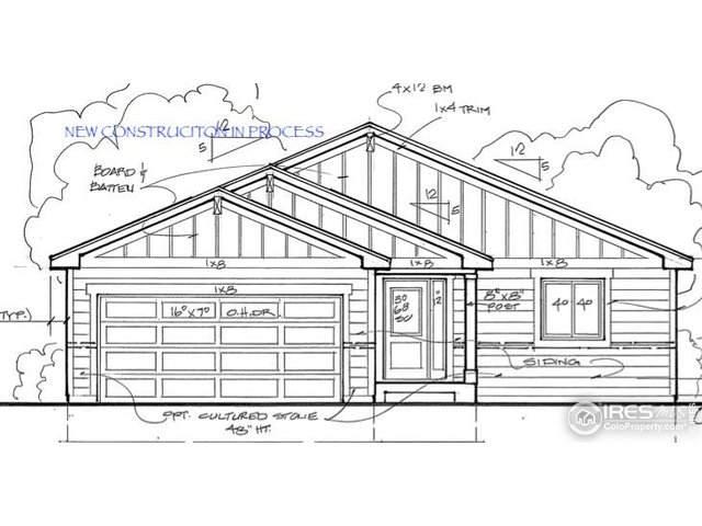 3104 Shelter Cove Dr, Evans, CO 80620 (#931624) :: Hudson Stonegate Team