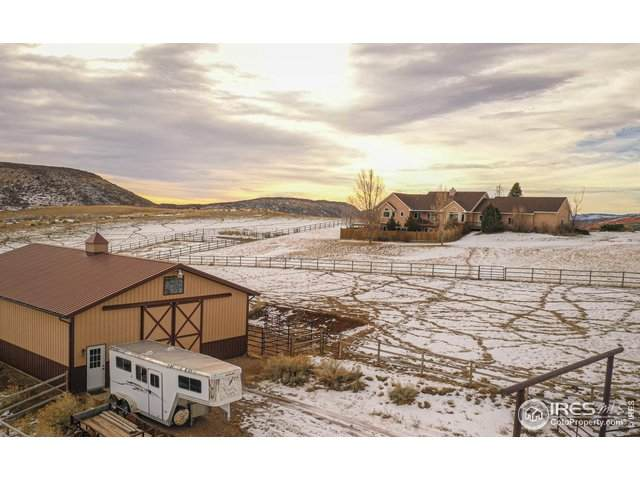 66 Juniper Ridge Rd, Laporte, CO 80535 (#931627) :: Hudson Stonegate Team