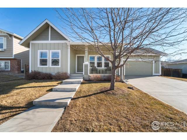 510 Prairie Clover Way, Severance, CO 80550 (MLS #931634) :: Wheelhouse Realty