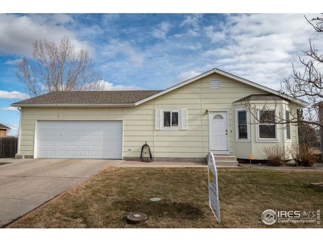 304 Suzann St, Wiggins, CO 80654 (MLS #931635) :: J2 Real Estate Group at Remax Alliance
