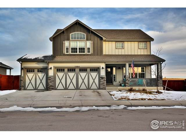 1484 Heirloom Dr, Windsor, CO 80550 (MLS #931637) :: Tracy's Team