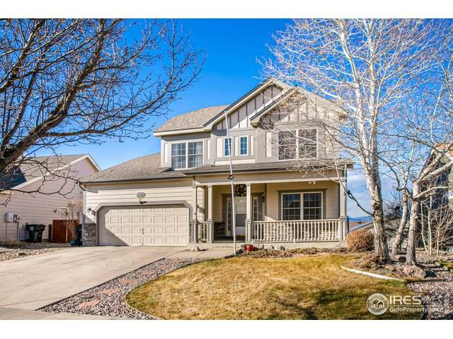 1307 61st Ave, Greeley, CO 80634 (MLS #931645) :: Wheelhouse Realty