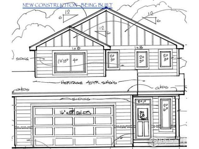 2312 Daylily Way, Evans, CO 80620 (MLS #931649) :: Wheelhouse Realty