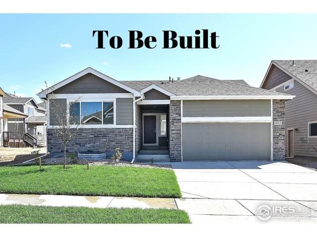 2666 Sapphire St, Loveland, CO 80537 (MLS #931666) :: Wheelhouse Realty