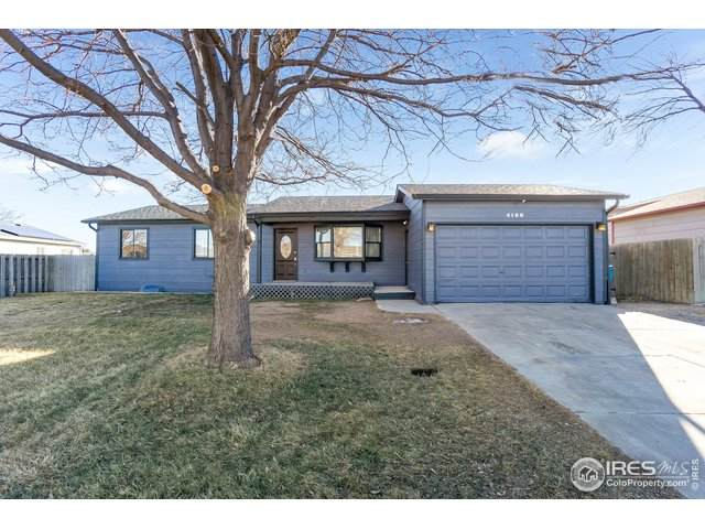 4160 Hayes Cir, Wellington, CO 80549 (MLS #931668) :: J2 Real Estate Group at Remax Alliance